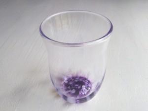 吹きガラス体験/コップ