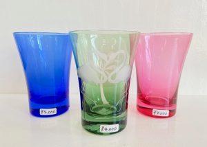 カラーグラス¥4000(税込)